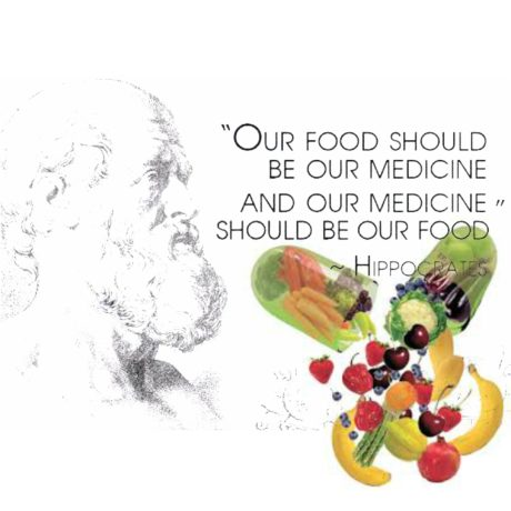 Image result for let food be thy medicine and medicine be thy food